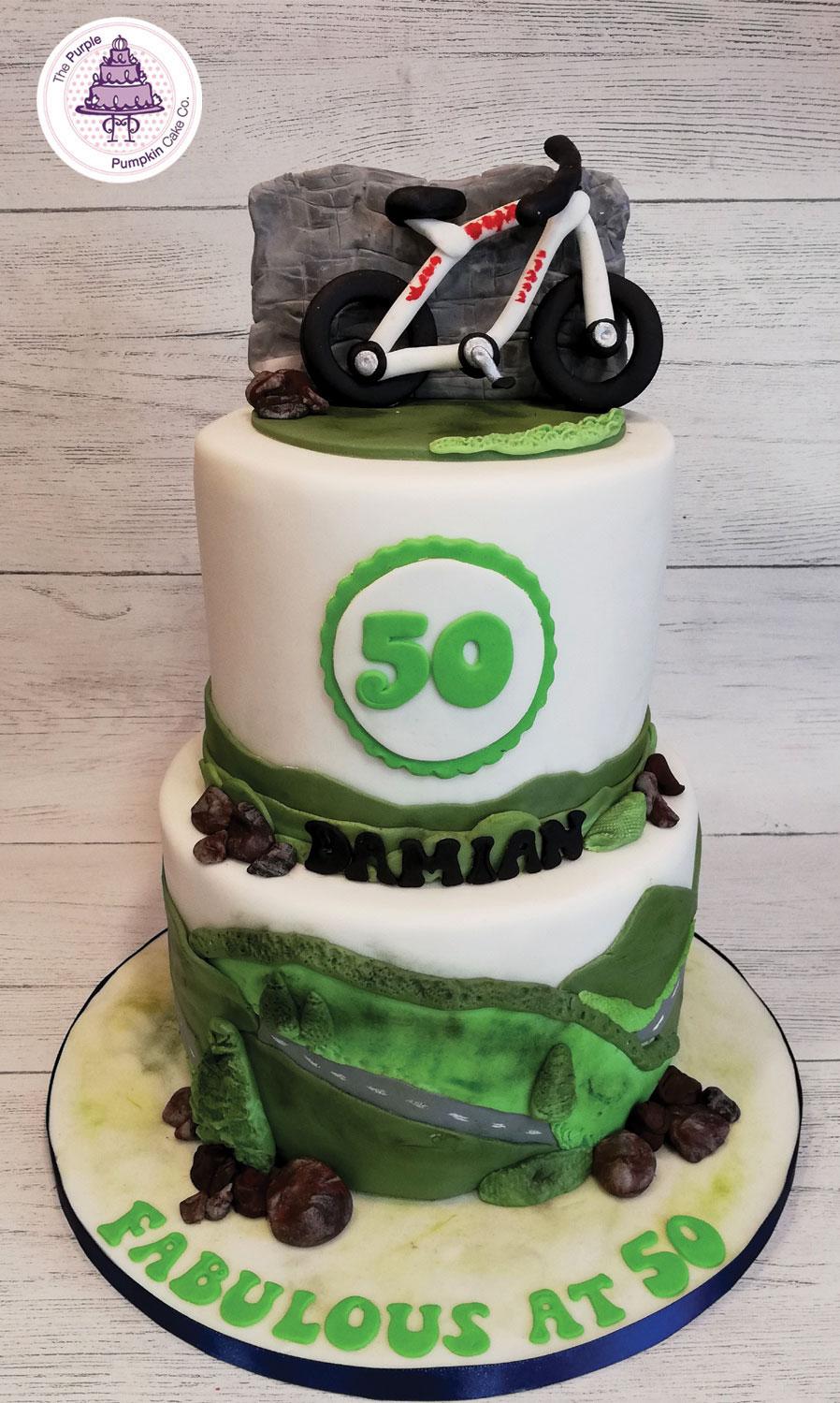 2 tier bike 50th