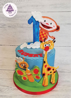 Baby-tv 1st birthday