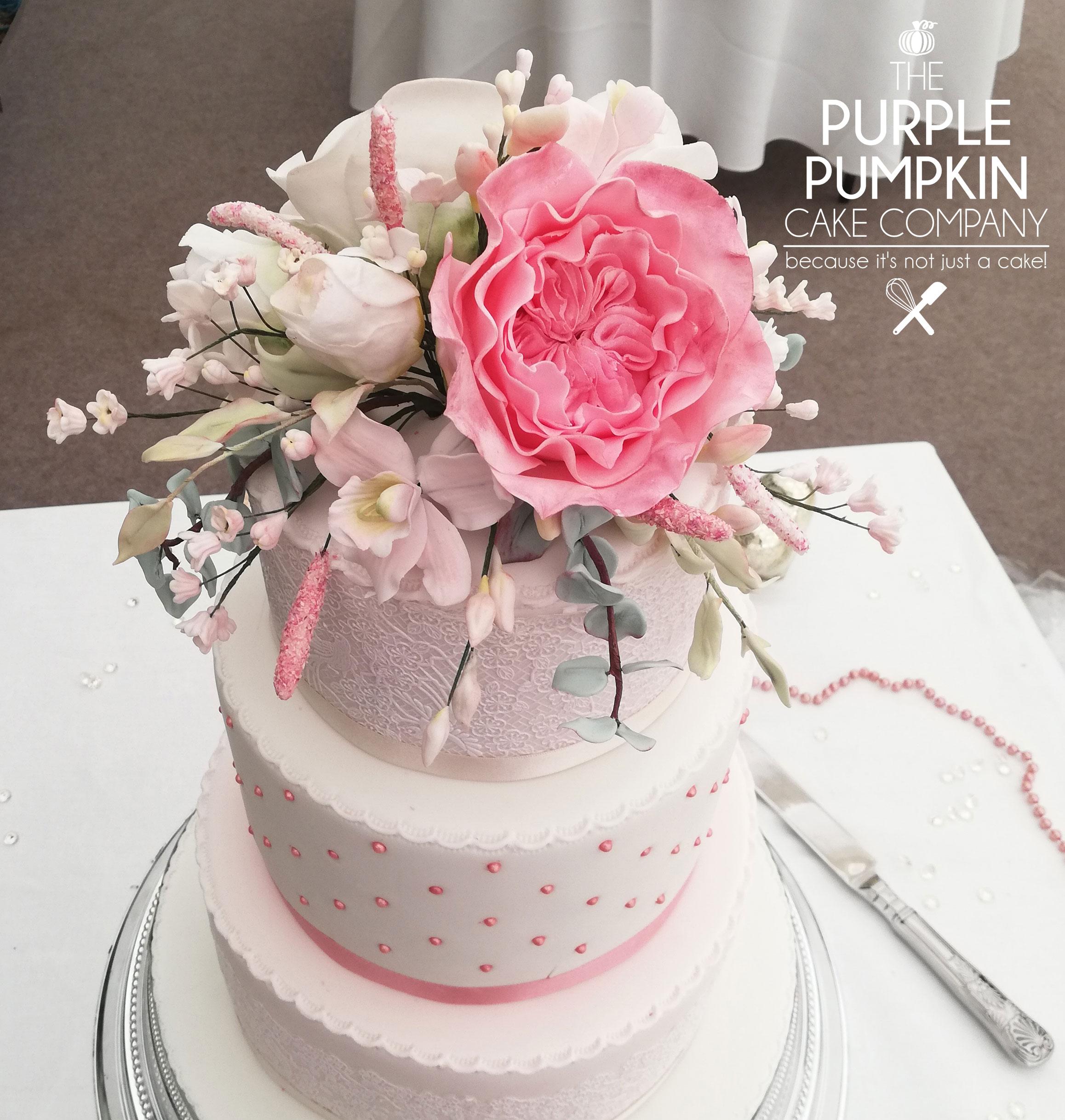 Spring bouquet wedding