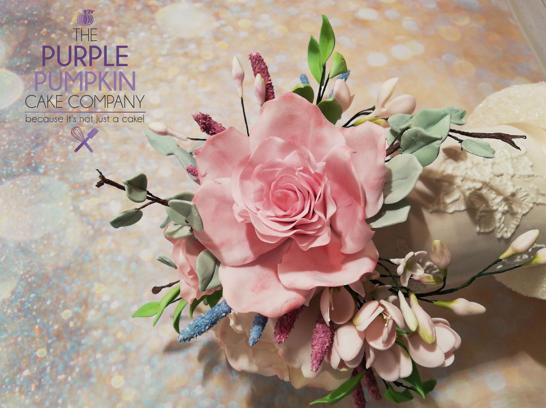 vintage rose wedding