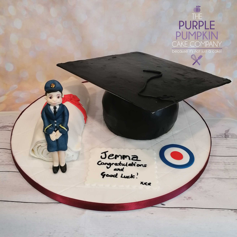 graduation RAF