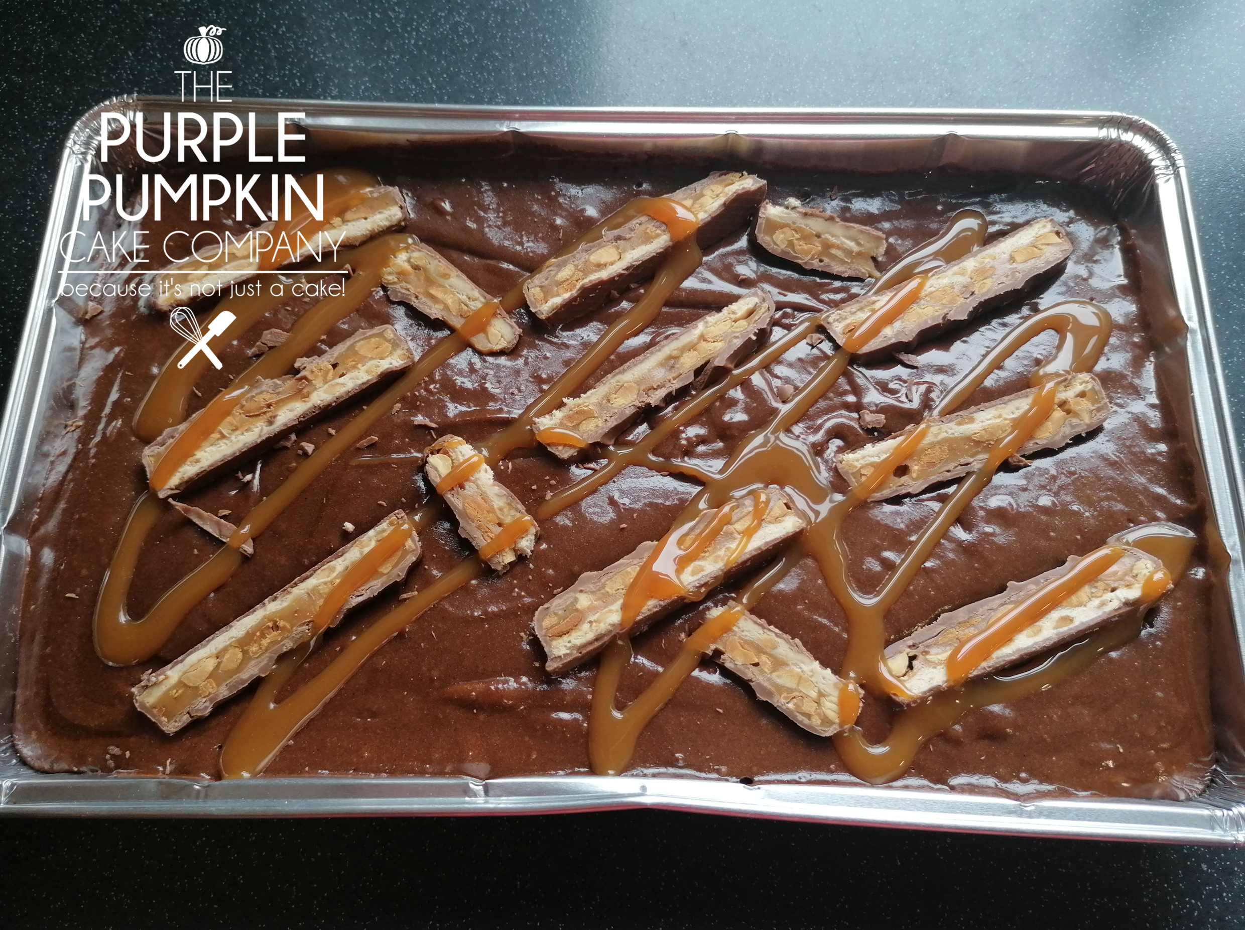 snickers salted caramel