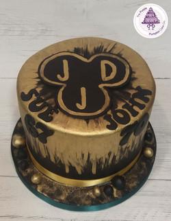 Dawsons of Stamford cake