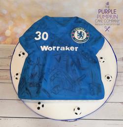 Chelsea Worraker shirt