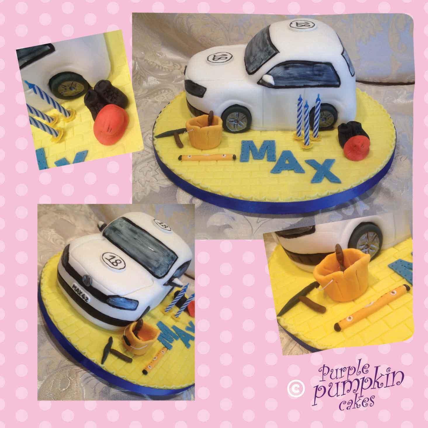 Max's car