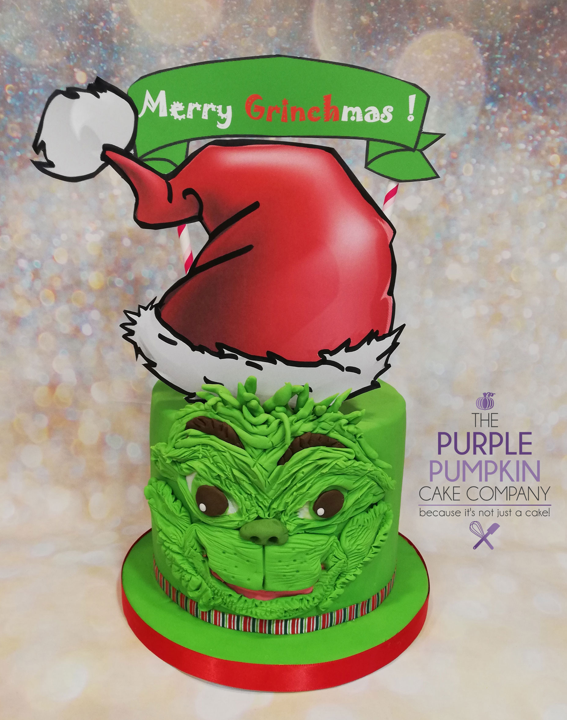 Merry Grinchmas!!
