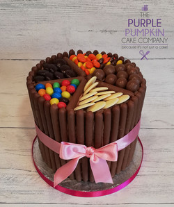 Mixed chocolate 6 inch