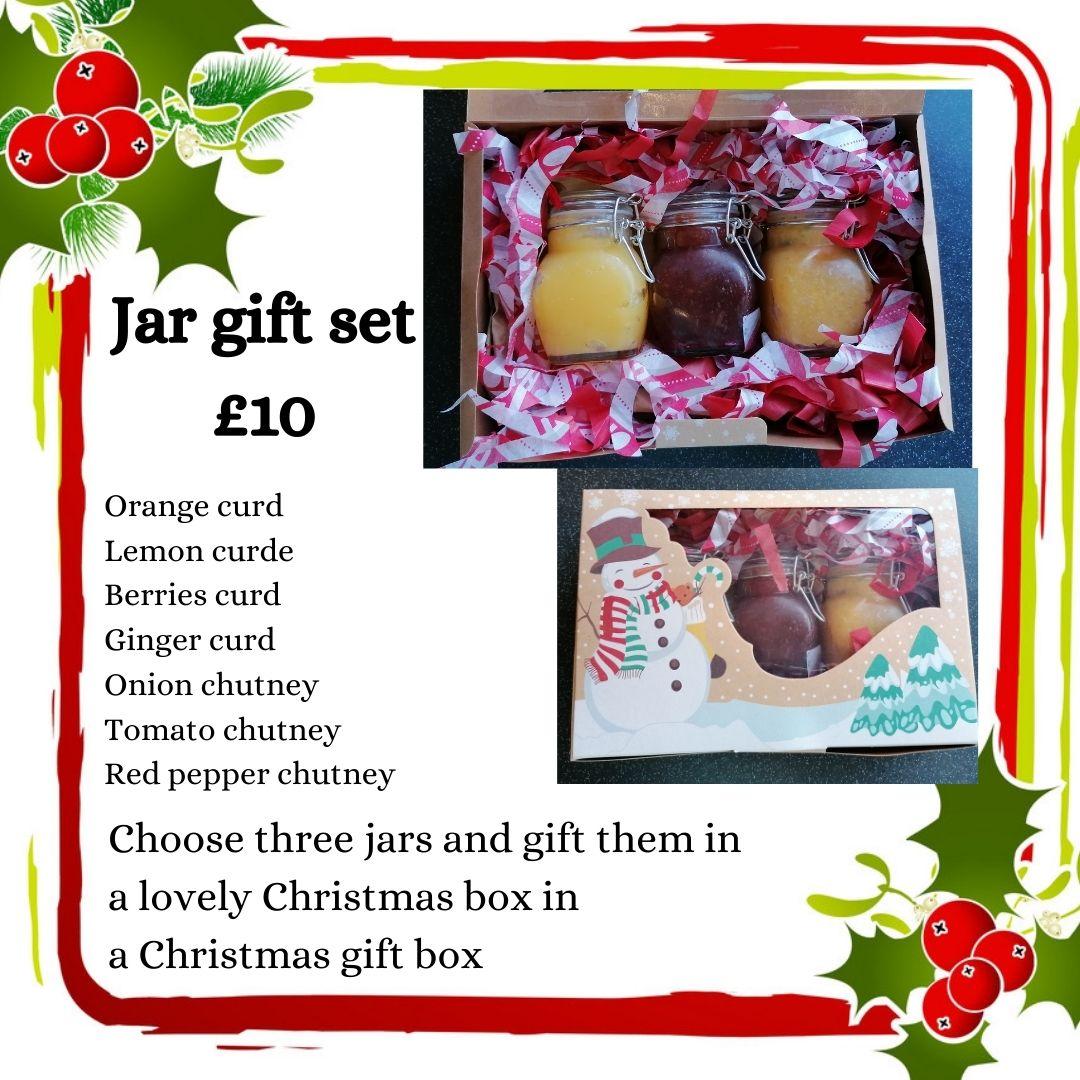 Jar Gift set