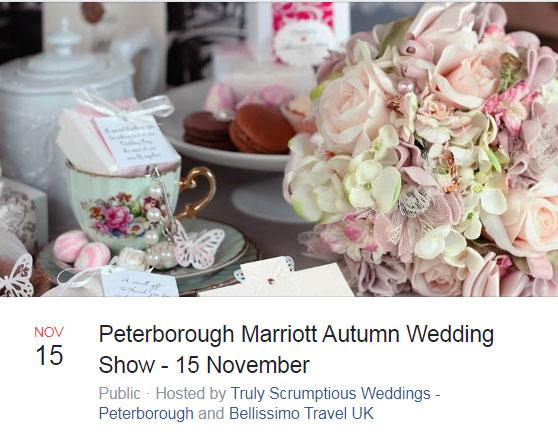 Marriott  Peterborough 15th November
