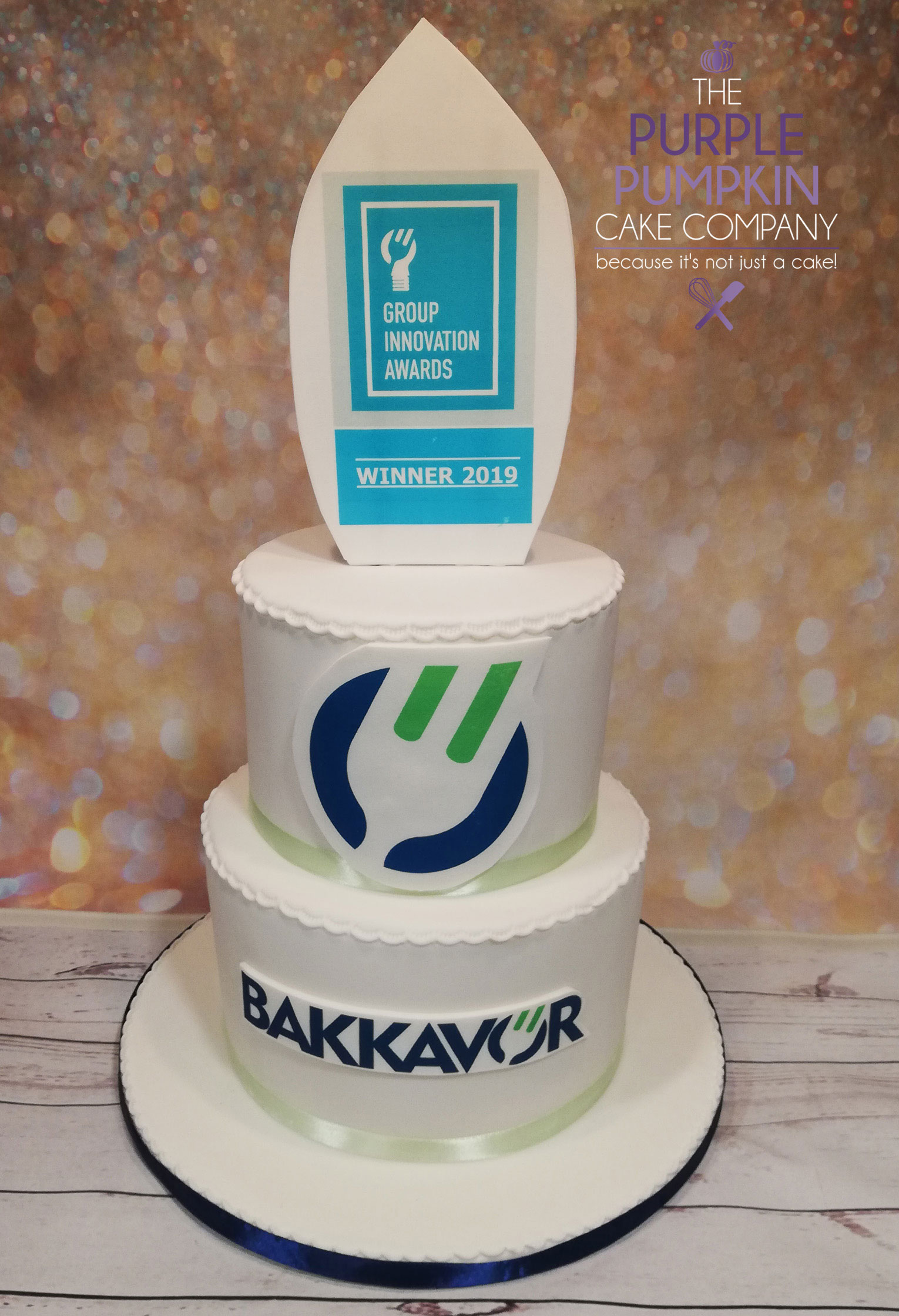 Bakkavor award cake