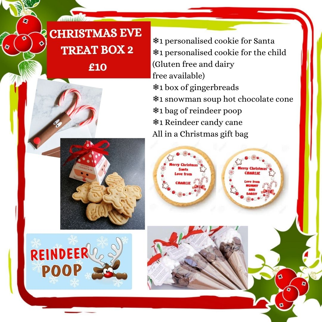 Christmas Eve treat box 2
