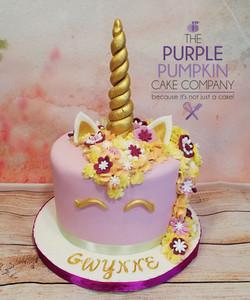 purple, pink unicorn