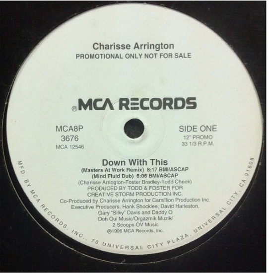Vixen Vinyl Tales