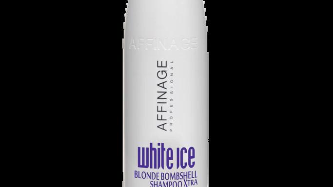 Affinage White Ice Blonde Bombshell Shampoo 250ml