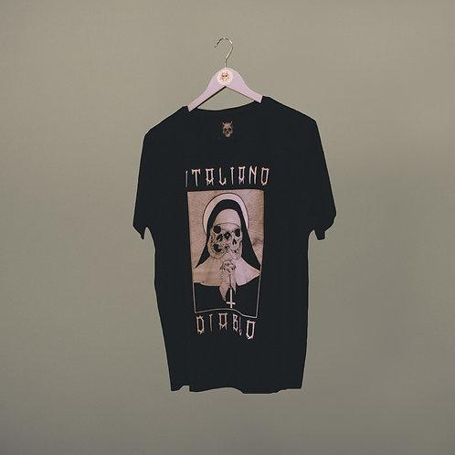 Camiseta DEVIL NUN by Italiano Diablo