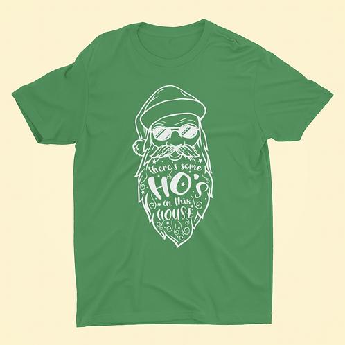 Sassy Santa T-Shirt