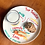 Thumbnail: Santa's Milk & Cookie Plate