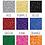 Thumbnail: Custom Glitter Canvas Pouch