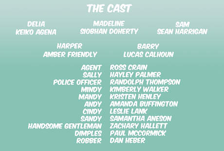 Cast of Super(fluous)