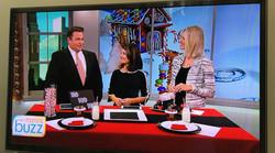Kids Christmas Party on Fox 9 Morni