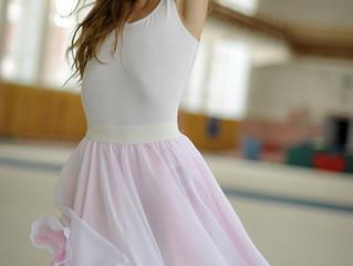 Художественная гимнастика - спорт элегантных принцесс