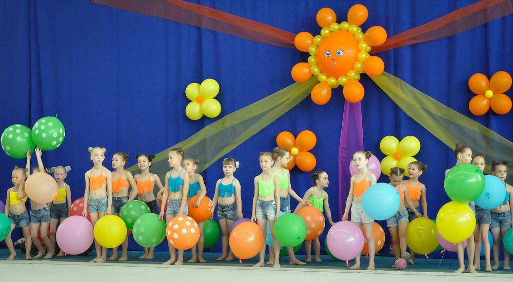 Художественная гимнастика в Перми. Спорт для девочек