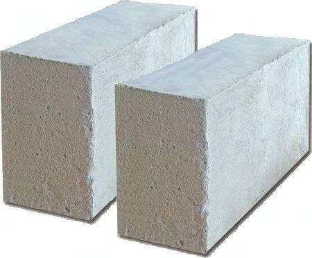 Пенобетонные блоки D1200