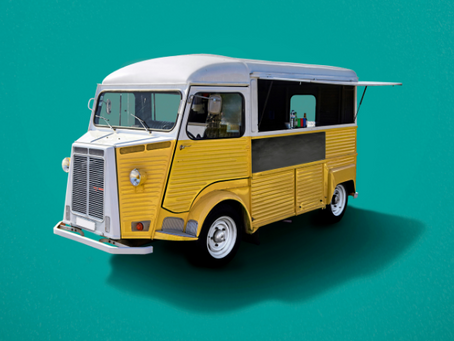 Five business ideas you can launch from a Truck