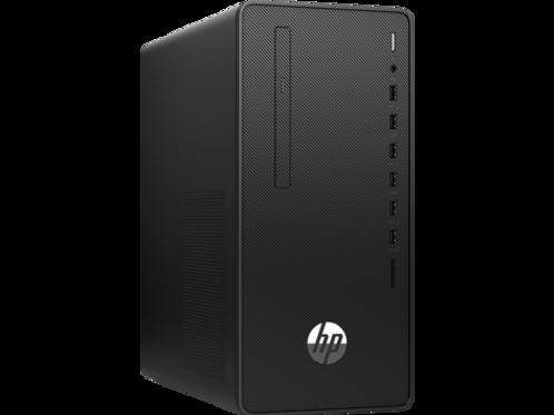 HP 290 G4 Microtower-1C6W6EA: Intel Core i3-10100 10th Gen - 3.6 GHz, 6 MB cache