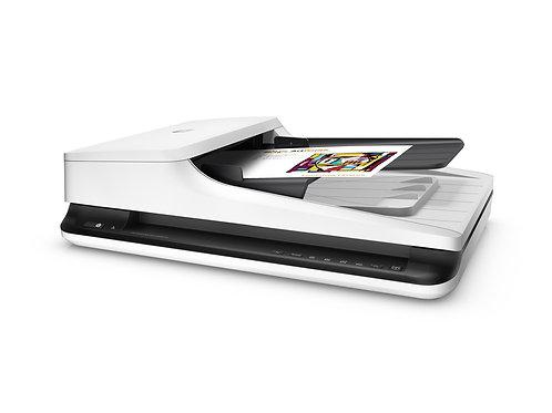 HP SJ Pro 2500 F1 Flatbed Scanner