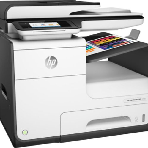 HP PageWide Pro 477DW All-in-one Printer