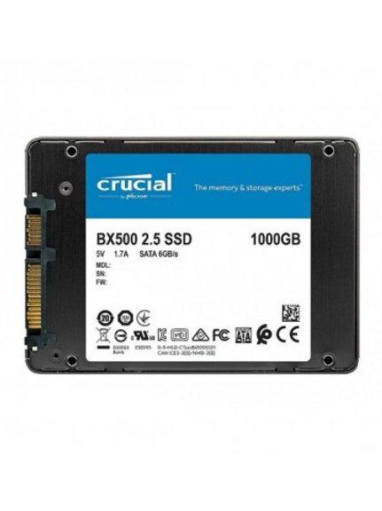 Crucial 1TB SSD BX500 2.5 inch SATA 3.0
