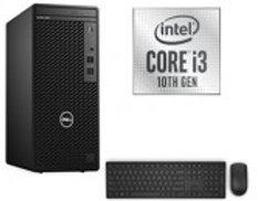 Dell Optiplex 3080:: Intel Core i3-10100 10th Gen - 3.6 GHz, 6 MB cache, 6 cores