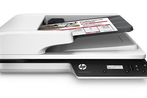 HP SJ Pro 3500 F1 Flatbed Scanner