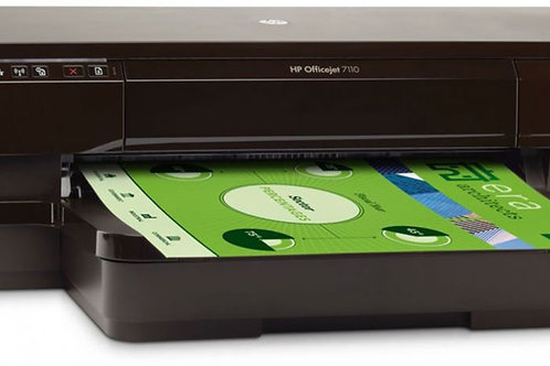 HP OJ 7110 Wide Format Printer