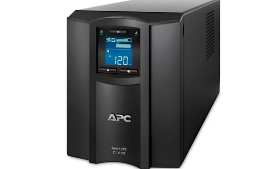 APC Smart-UPS 1000VA, Tower, LCD 230V with SmartConnect Port  SMT1000IC
