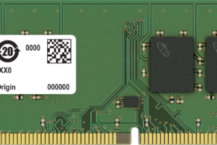 Crucial Ram 16GB DDR4 For Pc