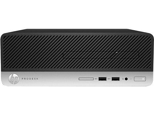HP Prodesk 400 G6 Microtower -6CF47AV: Intel Core i5-9500 9th Gen- 3.0 GHz, 9 MB