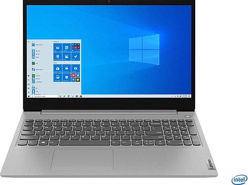 Lenovo 3: Ci5-1035G1, 12GB RAM, 256GB PCIe NVMe M.2 SSD, Intel UHD Graphics, 15.