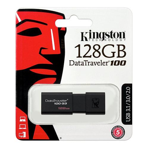 Flash Memory Kingston 128 GB