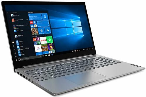 "Lenovo Thinkbook 15: Ci3-1005G1, 4GB RAM , 1TB HDD, Intel UHD Graphics, 15.6"" FH"