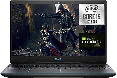 DellG55500Gaming: Ci5-10300H, 2.5Ghz, 8MB, 4 Cores, 8GB, 1TB + 256GB SSD, Nvi