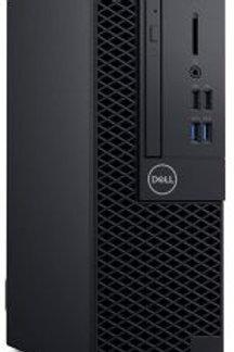 Dell Optiplex 3070:: Intel Core i3-9100 9th Gen - 3.6 GHz, 6 MB cache, 6 cores,