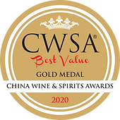 CWSA BV 2020 stickers Gold Medal outline