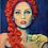 Thumbnail: CARTE LADY FENNEC