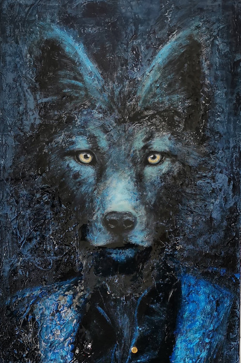 WOLF GENTLEMAN No2