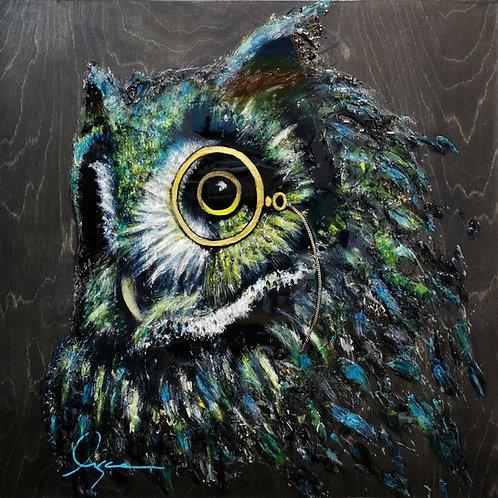 OWL GENTLEMAN