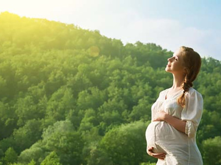 Keep Yourself Happy In Pregnancy