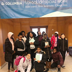 Columbia Visit 2019