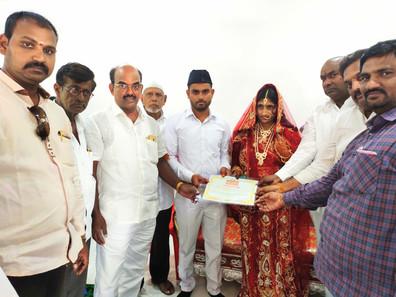 అబ్దుల్ షబానా బేగం, సత్తార్ బేగ్